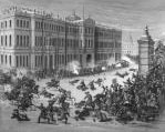 The Winter Palace during the Napoleonic Wars