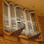 The organ at the Mariinsky Concert Hall