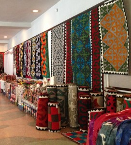 Kyrgyz Craft Fair.