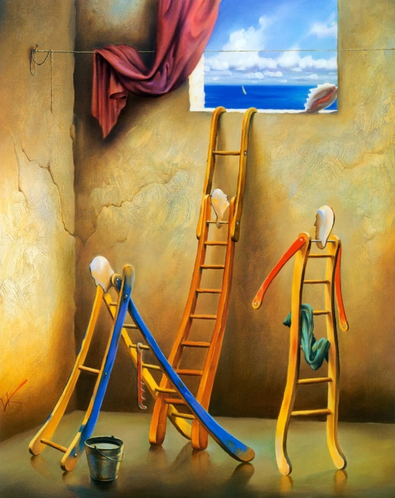 Adult Games Vladimir Kush
