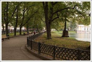 Patriarch's Ponds in Summer