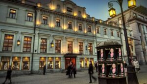 The Moscow Art Theater