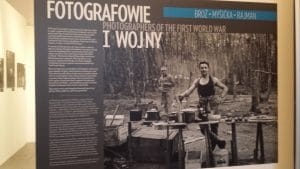 "The 2nd temporary exhibit ""Photographers of The First World War: Brož, Myšička, Rajman"""