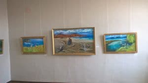 A selection of Volcov's artwork in the free gallery.