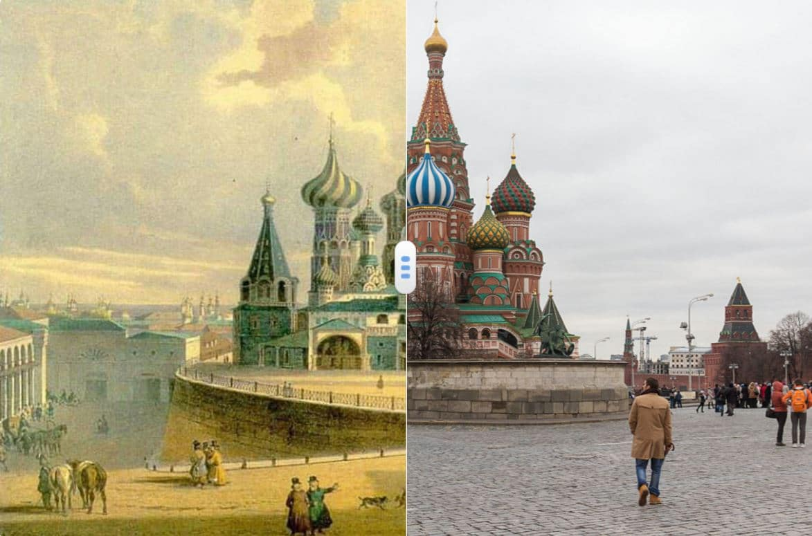 Old Moscow does not give up 34