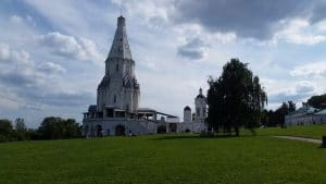 Church of the Ascension in Kolomenskoye Park