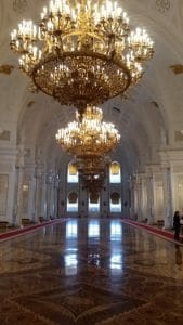 Hall of the Order of St. George