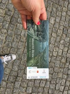 The Warsaw Uprising Museum Ticket