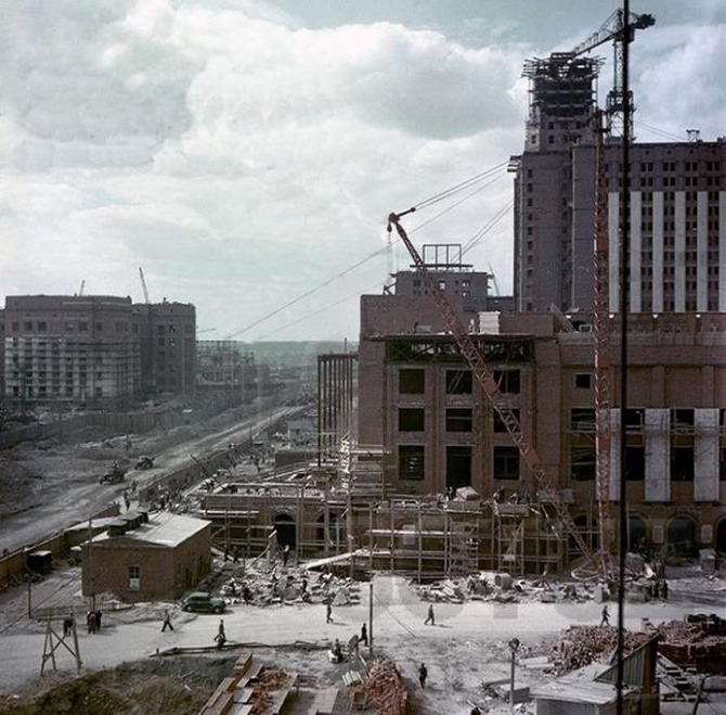 Moscow State Construction