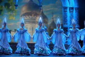 The Russian National Show in Moscow