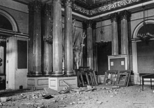 Armorial Hall of the Winter Palace, 1942
