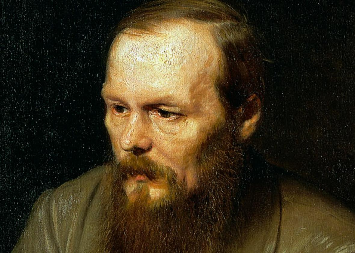 Dostoevsky's The Meek One Crime and Punishment The Brothers Karamazov